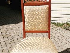 обивка мягких стульев